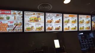 burger king menu pour 2€50
