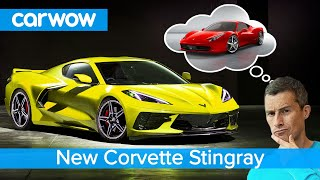 Corvette's Ferrari 458 for a fraction of the price - the new mid-engined NA V8 Stingray!