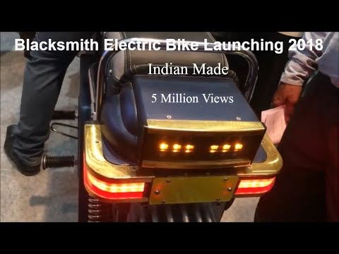 BlackSmith Electric Bike 2018