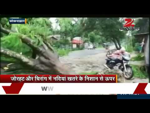 Assam flood situation worsens, 3 lakh people affected