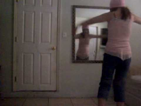 white girl crank that soulja boy tell em Video