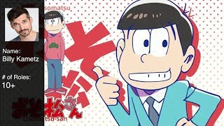 Osomatsu-San?s Official Dub Cast is Here!