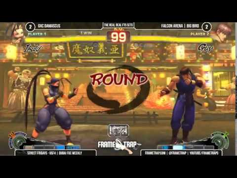 USF4 Damascus vs Big Bird Street Fridays 6.2015