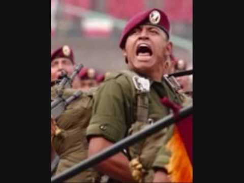 Himno de la Brigada de Fusileros Paracaidistas.wmv