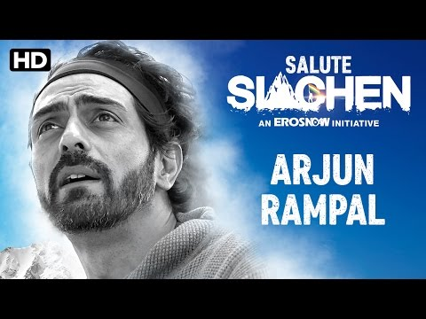 Salute Siachen | Arjun Rampal – Introduction