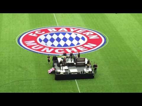 OneRepublic Meisterfeier F.C. Bayern München, Allianz Arena