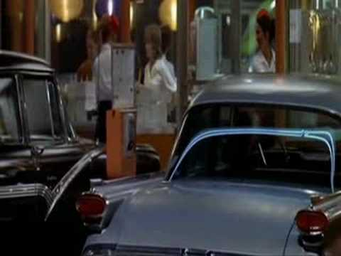 Richard Dreyfuss American Graffiti #1 (the beginning)