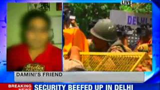Masoom rape case: Govt making fool of us, says Damini's friend