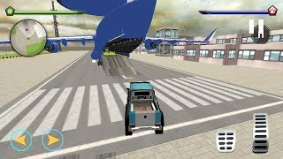 Police Plane Transport Transform Robot Car (by Mizo Studio Inc) Android Gameplay [HD]