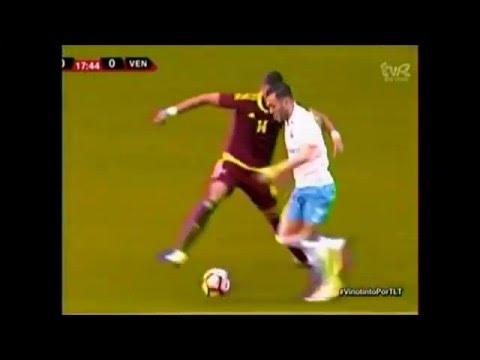Lo mejor del primer tiempo Venezuela vs. Galicia 20/05/2016 Debut Dudamel