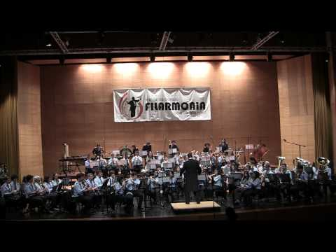Banda Filarm�nica de S�o Mamede de Ribatua - Around the World in 80 Days de Otto M. Schwarz