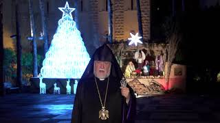 New Year Message of His Holiness Aram I - 2018