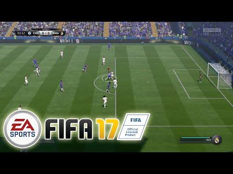 FIFA 17 -TRAILER CONTATO FÍSICO!!!