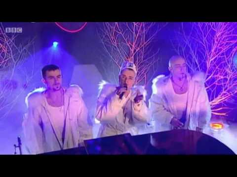 East 17 Stay another day live
