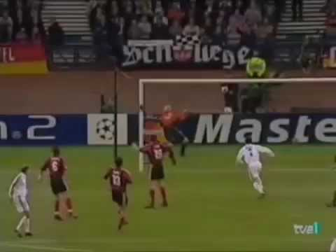 Real Madrid - Bayer Leverkusen (2-1) Final Champions 2002 Novena thumbnail