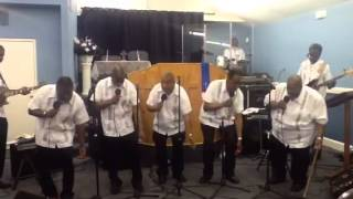 Clinton Gospel Disciples in Concert - 2d Half