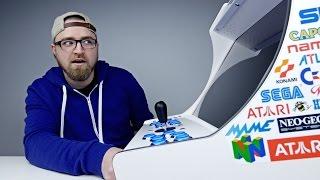 They Sent An Arcade Machine