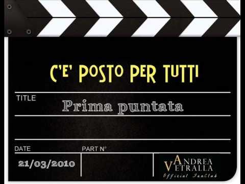 C'E' POSTO PER TUTTI - Radio Punto // 01° puntata del 21/03/2010