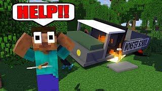 Monster School : ADVENTURE TIME PART 2 - Minecraft Animation