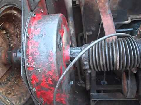 how to repair a mid 70s snapper rear engine riding mower transmission the easy way