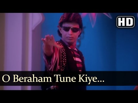 Kasam Paida Karne Wale Ki Title Song - Mithun Chakraborty - Bappi Lahiri - Best Hindi Fun Songs video