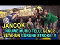 CAK PERCIL BETAHHH - GURUNE SEKSI POLLLLL ! ! !  24 JUNI 2018 - DI PUCANGLABAN TA