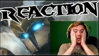 Blizzcon 2017 New Overwatch Hero & Cinematic Reaction | Reinhardt Animated Short Reaction