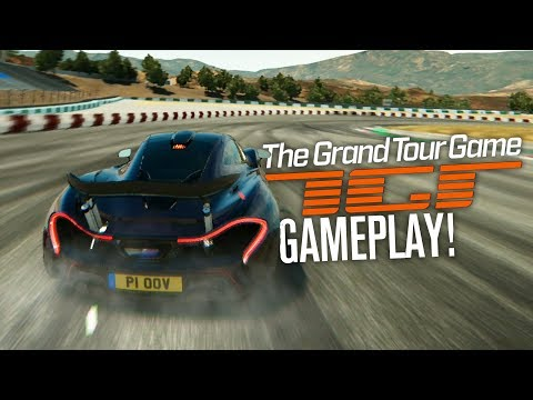 The Grand Tour Game EARLY GAMEPLAY!