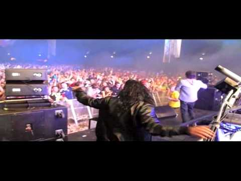 BENNY BENASSI Feat. GARY GO – Cinema live Creamfields 2011