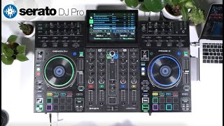 Denon Prime 4 & SC5000M now working with Serato DJ!