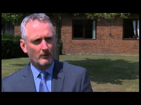 Terrorism (4/8/2015) -- BBC East Midlands Today