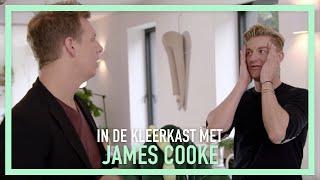 JANI KEURT DE KLEERKAST VAN JAMES COOKE