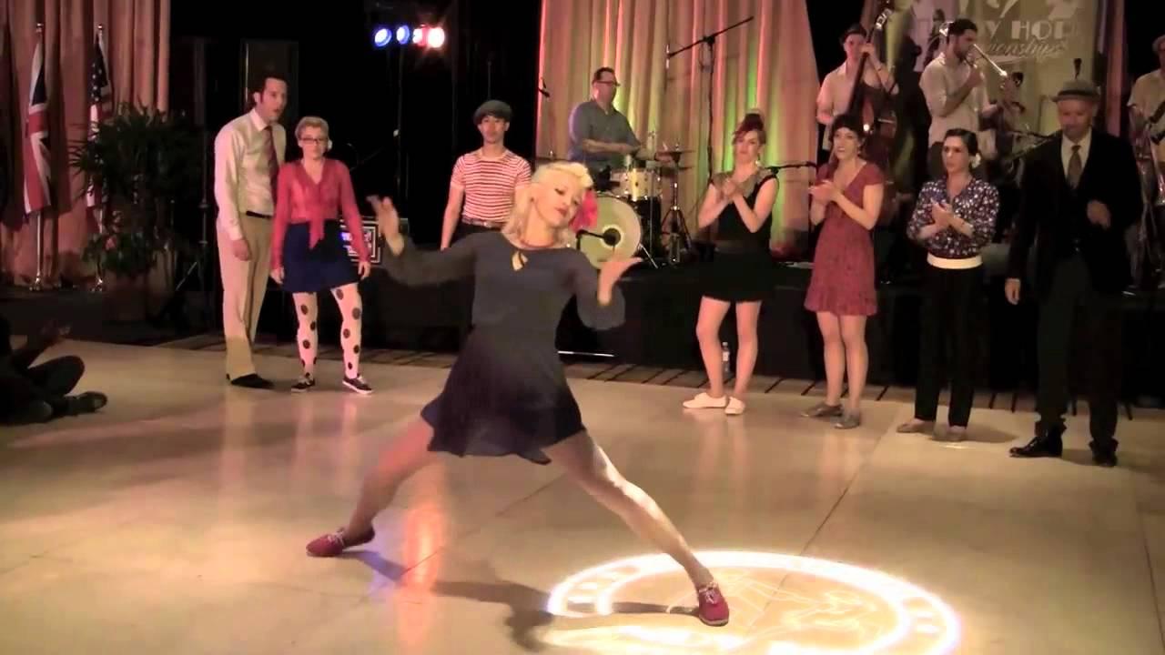 2011 ILHC Solo Charleston Finals - Spotlight - YouTube