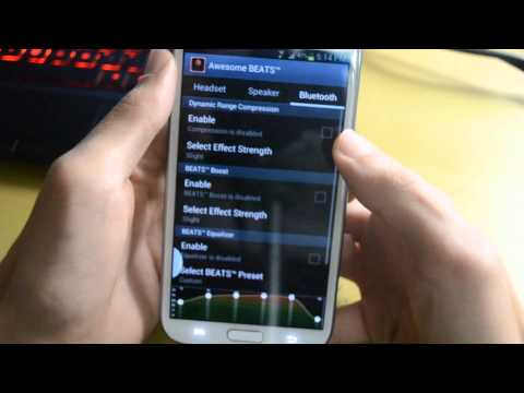 Samsung Galaxy Note 2 Jedi X Custom Rom - AT&T - In Depth Review