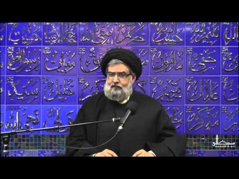 Shahadat Imam Ali Ibn Musa Al-Ridha(AS) - Moulana Sayed Muhammad Rizvi - Masjid-e-Ali