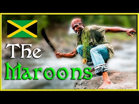 The Maroons | Jamaica's Forgotten Nation thumbnail