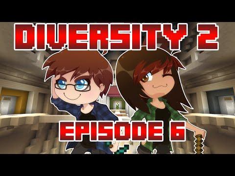 Minecraft Ekspeditionen - Diversity 2   Episode 6 - Parkour video