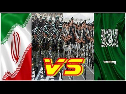 Saudi Arabia VS Iran: Military Statistics Comparison 2016 - 2017