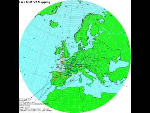 2009-06-11 E-skip on 144MHz