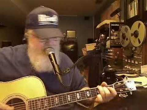 Goodbye - A Steve Earle Cover by Jeff Cooper (unplugged)