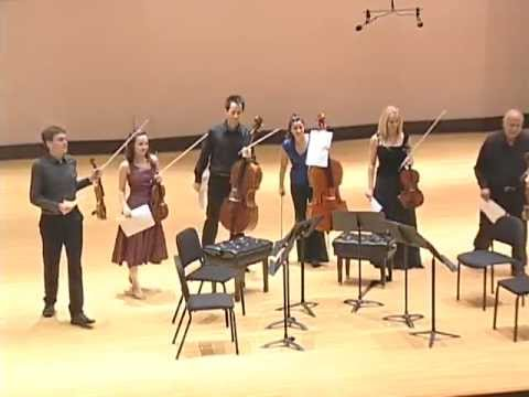 A String Sextet from RSMI Performs Prokofiev's Toccata for Piano