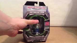 Wave 1 Monsuno Toy Opening - Wild Core Storm Rush