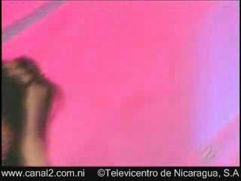 Miss Nicaragua al Descubierto. Daniela Lacayo
