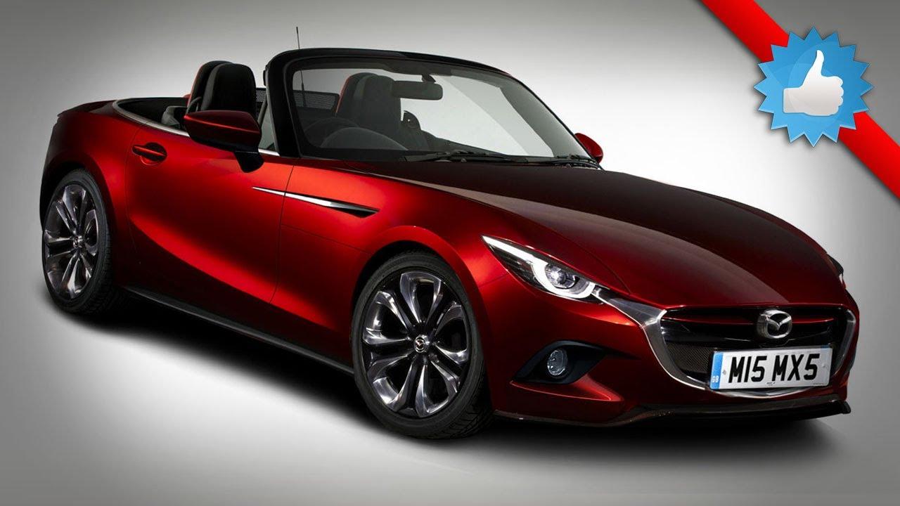 2015 Mazda Mx 5 Convertible Youtube