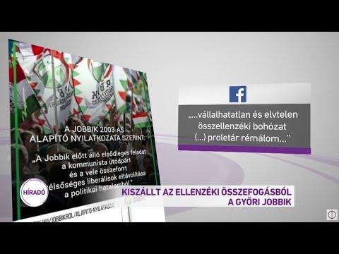 Kiszállt az ellenzéki összefogásból a győri Jobbik