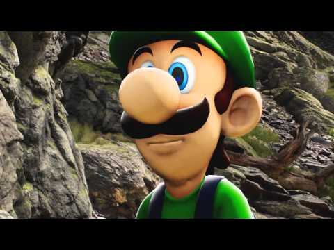 Unreal Engine 4 [4.10.0] Kite Demo / Luigi Cutscene