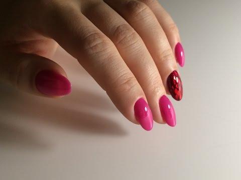 Укрепление ногтей гель лаком | для тех кто не умеет | ПОКРЫТИЕ ВСТЫК | patrisanail | olesyages