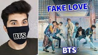 download musica K-POP BTS FAKE LOVE TEPKİ ÇEKİLİŞ