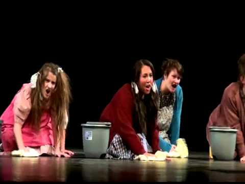 "Moses Lake High School presents ""Annie"""