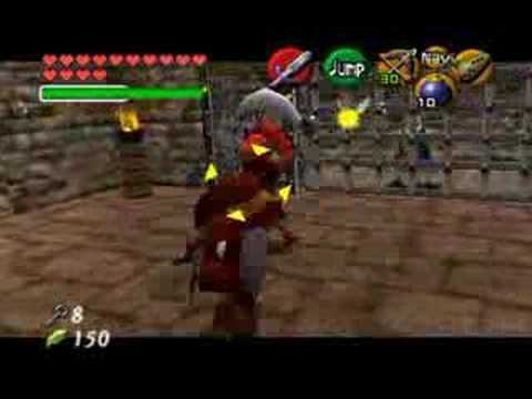 Zelda 64: Hack attack